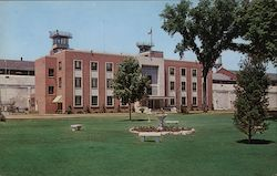 Indiana State Prison Postcard