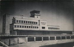 New Terminal Building at Bradley Field Postcard