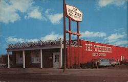 The Westerner Beef Buffet Postcard