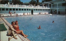 Belleview Biltmore -- Belleair, Florida -- The Private Swimming Pool