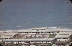 Crystal Beach Hotel Postcard
