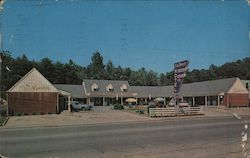 The Southmoor Motel Postcard