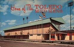 Home of the Toledo Mud Hens