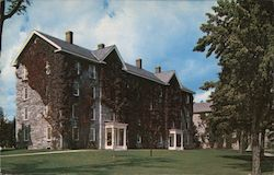 Starr Hall, Middlebury College, Middlebury, Vermont Postcard