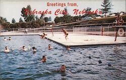 Greetings from Nebraska City, Nebraska Postcard