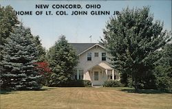 Home of Lt. Col. John Glenn Jr.
