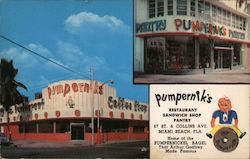 Pumpernik's Restaurant, Sandwich Shop, Pantry