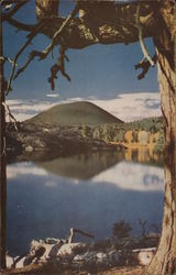Butte Lake & Cinder Cone Postcard