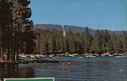 View of Shaver Lake