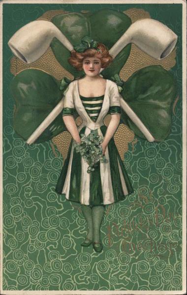 St. Patrick's Day Greetings Samuel L. Schmucker