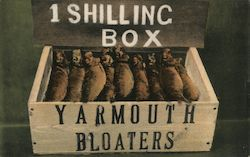 Yarmouth bloaters