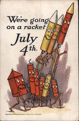We're Going on a Racket - July 4th