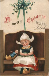 A Merry Christmas to You-Little Girl