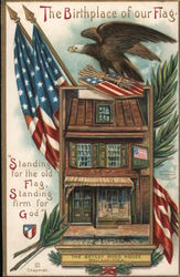 The Birthplace of Our Flag - The Betsey Ross House