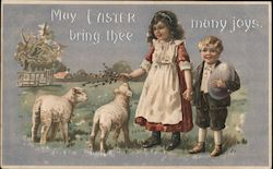 May Easter Bring Thee Many Joys