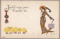 Joyful May your Easter Be