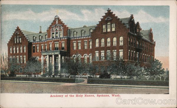 Academy of the Holy Names Spokane Washington