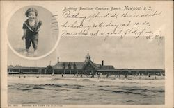 Bathing Pavilion, Eastons Beach