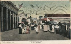 Bowery and Steeple Chase, Coney Island