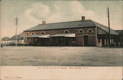 New York, New Haven & Hartford Railroad Depot