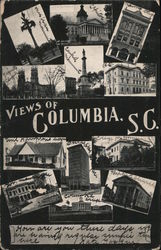 Views of Columbia, SC