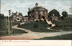 The Oxford County Buildings