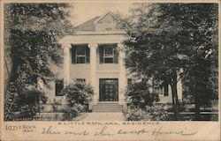 A Little Rock, Ark., Residence