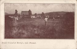 Tennis Ground at Morley's
