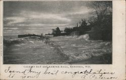 Calkin's Bay and Kemper Hall