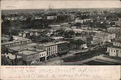 Bird's Eye View of Beloit Postcard