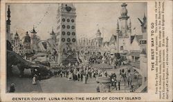 Center Court Luna Park - The Heart of Coney Island