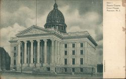 Passaic County Court House Postcard