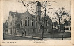 Grace M.E. Church, Water Street Postcard