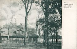 Summer Pavilion at Grand Isle