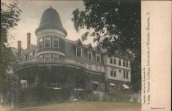 Hoover Cottage, University of Wooster