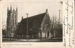 Episcopal Cathedral Postcard