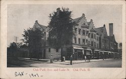 Oak Park Ave. and Lake St.