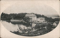 Knickerbocker Lodge Postcard