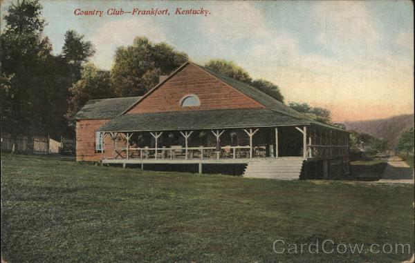 Country Club-Frankfort, Kentucky