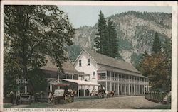 The Sentinel Hotel, Yosemite Valley