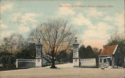 The Gate to Soldiers' Home