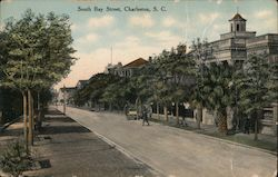 South Bay Street Postcard