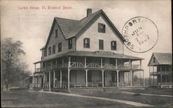 Larkin House, Ft. Trumbull Beach