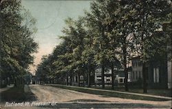 Pleasant St Postcard
