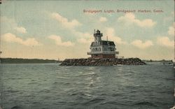 Bridgeport Light and Harbor