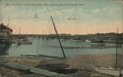 Norwalk River Harbor from Sea View Avenue