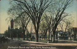 Methodist Church and West Park