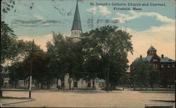 St Joseph's Catholic Church and Convent