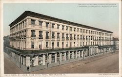 Hotel St. Louis, Once Hotel Royal