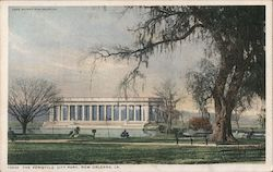 The Peristyle, City Park